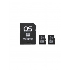 Карта памяти QStar Micro SD 16Gb (10 класс)