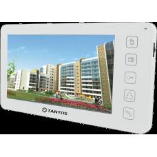 Монитор видеодомофона Tantos Prime (white) VZ (Vizit)