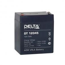 Аккумулятор Delta DT 12045