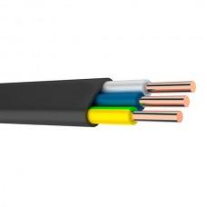 ВВГнг(А) LS 3х2.5 кабель (бухты 100, 200м) плоский
