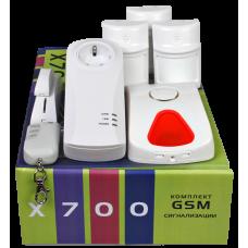 Сибирский Арсенал Комплект GSM-сигнализации Х-700