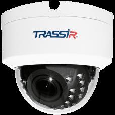 2 Мп IP-камера TRASSIR TR-D3123WDIR2 с ИК-подсветкой и вариофокальным объективом