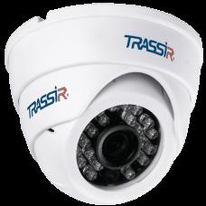 2 Мп IP-камера TRASSIR TR-D8121IR2W (2.8 мм) с Wi-Fi, ИК-подсветкой до 20 м