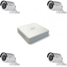 """Комплект IP видеонаблюдения """"HiWatch  для дачи"""""""