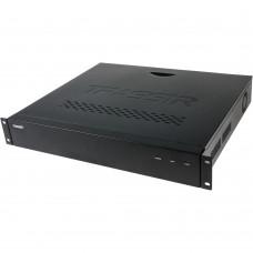 24-канальный сервер с 16 управляемыми PoE портами – TRASSIR DuoStation AnyIP 24-16P